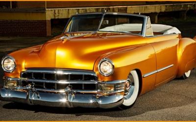 Pièces et Accessoires Automobile Américaine Custom Vintage et de Collection Chevrolet et Ford US Import