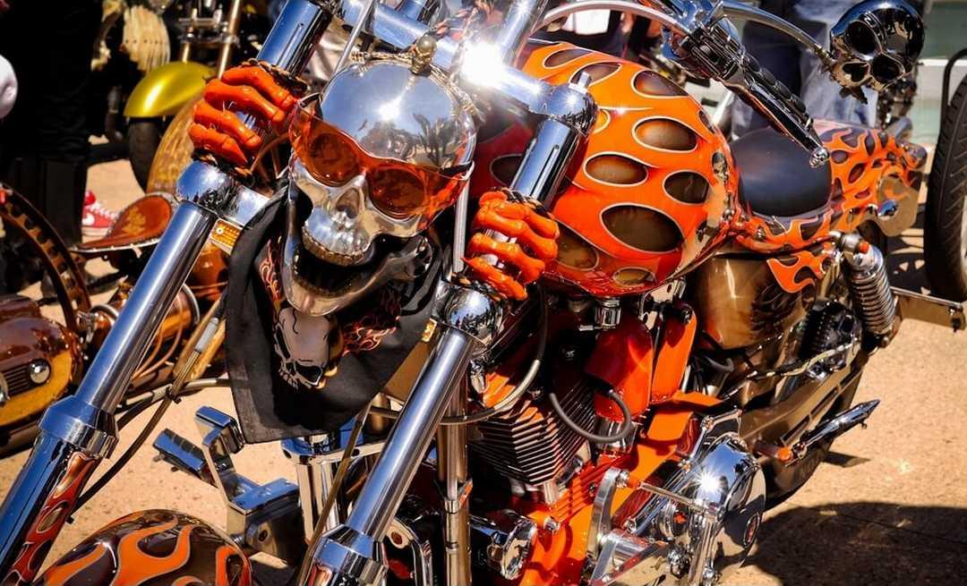 Pièces et Accessoires Motocyclette Café-Racer Moto Custom et Custom Harley-Davidson US Import